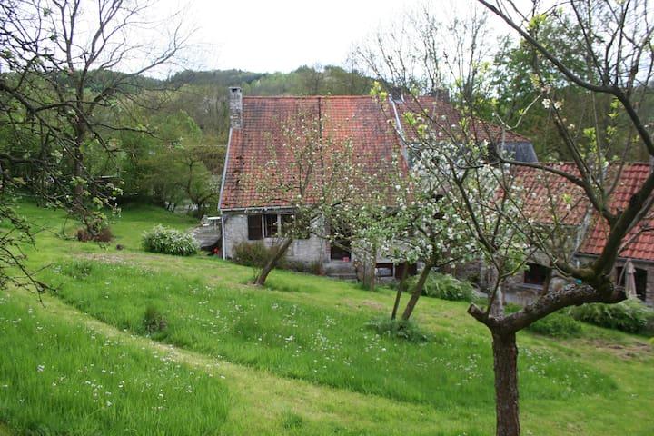 Neufmoulin. Maison de caractère - Andenne - Casa