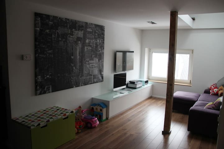 Cosy and fully equipped apartment near the city - 馬默(Mamer) - 公寓