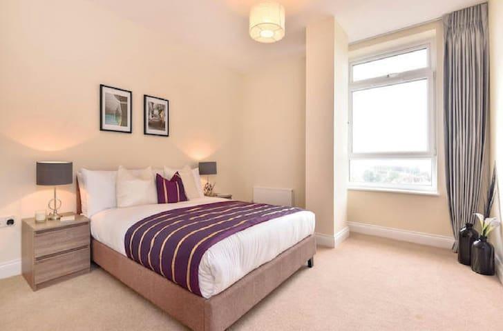 Nice welcoming double room - Ashford, England, GB - Apartamento