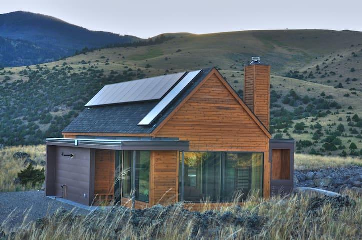 Erik's Ranch Gorgeous MT Guesthouse - Livingston - Pension