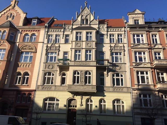 Nice room in Student flat close to University - Breslavia - Multipropiedad