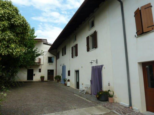 Accogliente casetta con giardino  - Cividale del Friuli