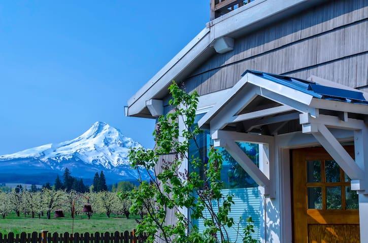 Mt Hood Parkdale Getaway - Mount Hood - Rumah