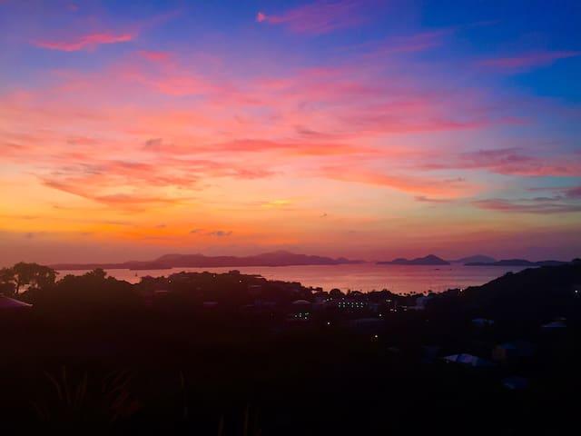 Sunset Villa ~ Cruz Bay - Cruz Bay - Apartmen