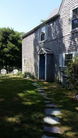 Private Cape Cod 1 Bedroom - Бурне - Квартира