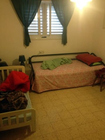 Pleasant room/s for short stay, close to Tel-Aviv - Ra'anana - Daire
