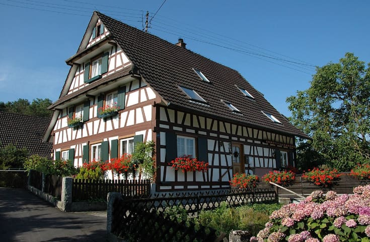 Ferienhof Waldhuber - Oberkirch - Huoneisto