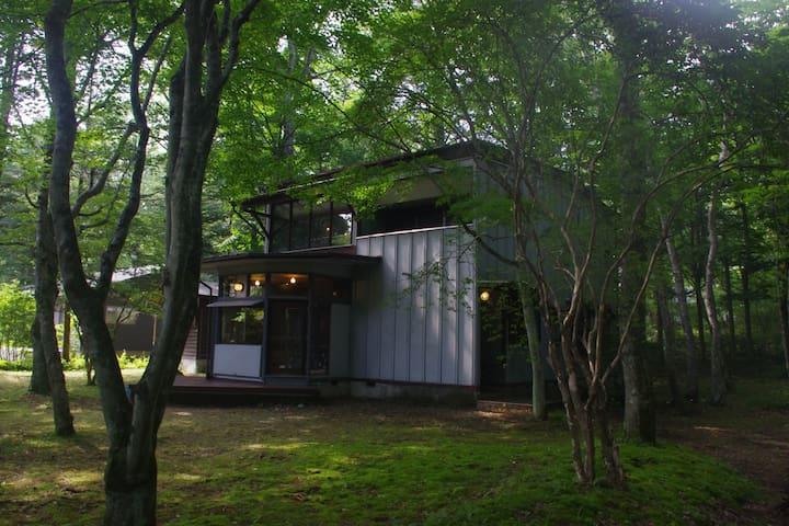 Good hub point of Karuizawa - Karuizawa - Villa
