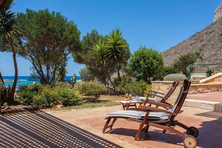 Galini sea view house - Stavros - Apartment