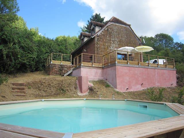"Beautifully restored ""petite grange"", Dordogne. - Villac - Hus"