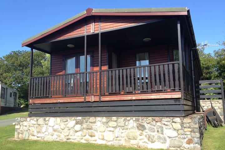 The Cabin Llanberis - Brynrefail - Cabaña