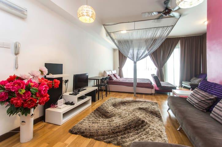 Studio Apartment at Regalia - Kuala Lumpur - Leilighet