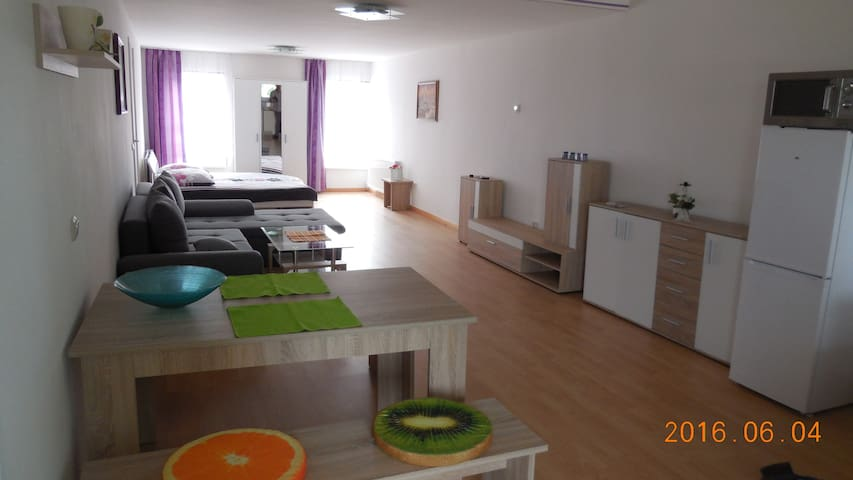 65 m² Wohnung close to Uni Hospital/Chio/SnowWorld - Aachen - Departamento