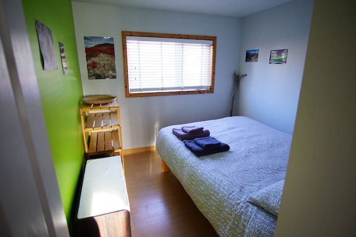 Private room in the heart of downtown Whitehorse - Whitehorse - Casa