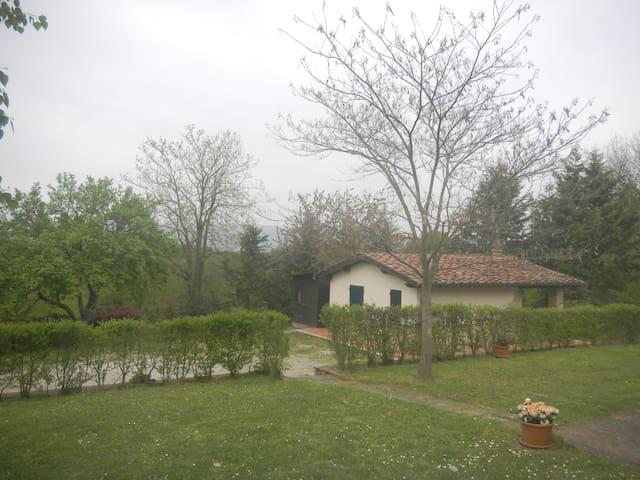 Cottage in campagna toscana - Bucine