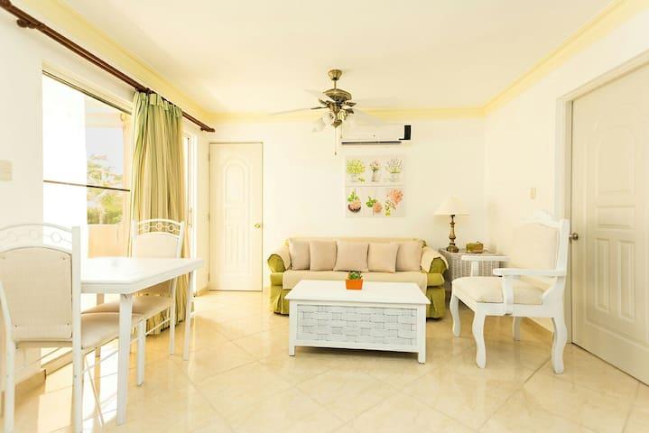 Affordable 1 Br 1&1/2 Bath Premium - Sosúa - Lejlighed