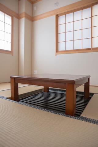 Relax with tatami-room in osaka! - Ōsaka-shi - Talo