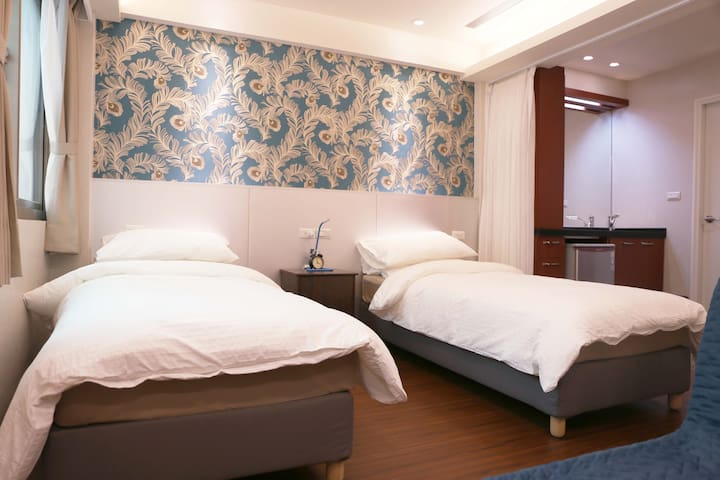 Great location and cozy room Ximending - Zhongzheng District