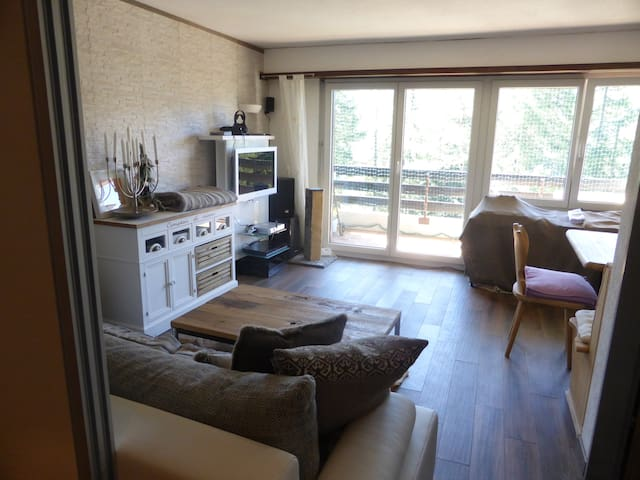 Studio in den Bergen - Bellwald - Departamento
