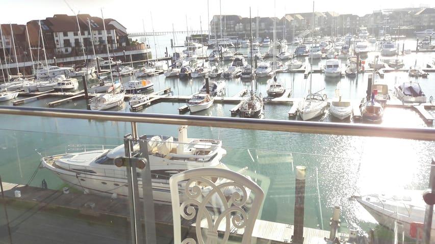 Sundowner, Ocean Village - Southampton - Leilighet