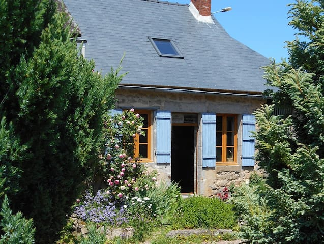 "Gîte ""les Loges"" MORVAN - Gacogne - Rumah"