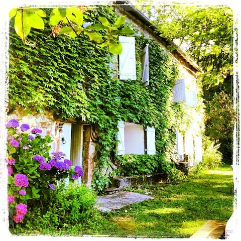 Belle maison de campagne familiale - La Salvetat-sur-Agout - Rumah