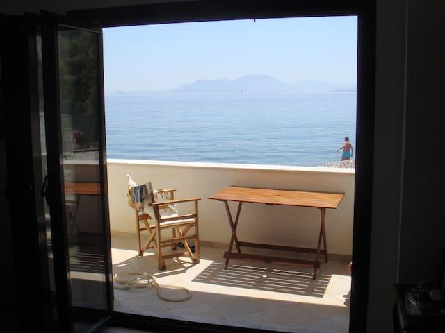 Beach apartment in Samos island - Samos