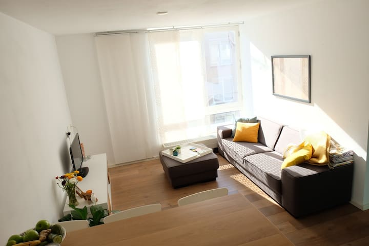 Lovely appartment, perfect for a couple! - Ámsterdam - Departamento