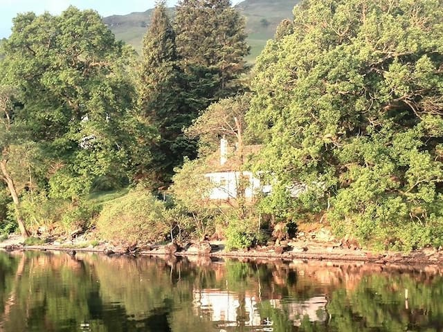 Double room with a beautiful view - Argyllshire - Pousada
