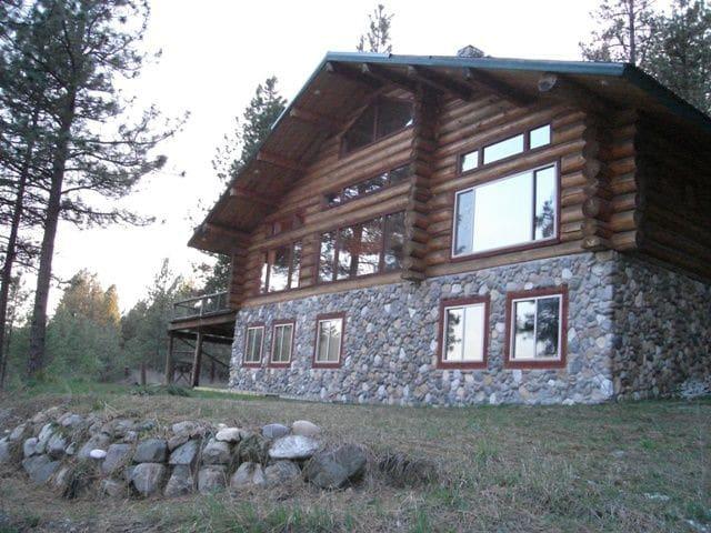 Pend Oreille Lodge at Arrowhead Ranch - Newport - Hus