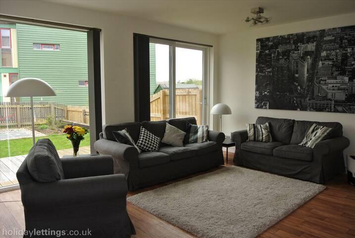 Balvonie Brae - Eco Home - Inverness