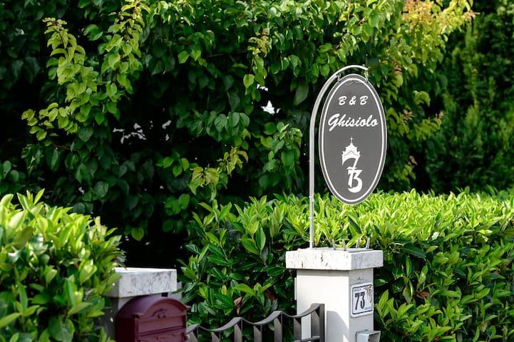 B&B Ghisiolo 73  - Ghisiolo - Apartemen
