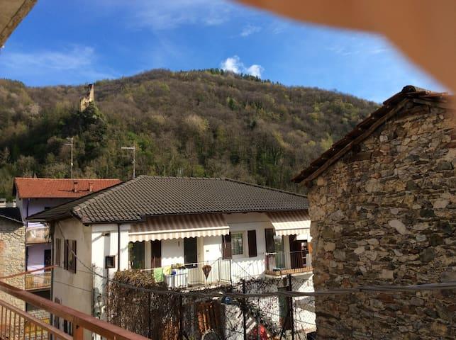 Alloggio immerso nella natura - Monterosso Grana - Apartament