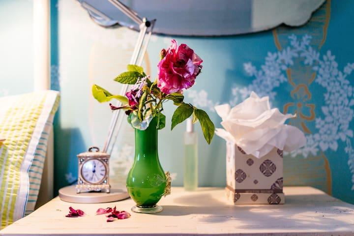 Lakeland idyll, design jewel - aqua - Watermillock - Huis