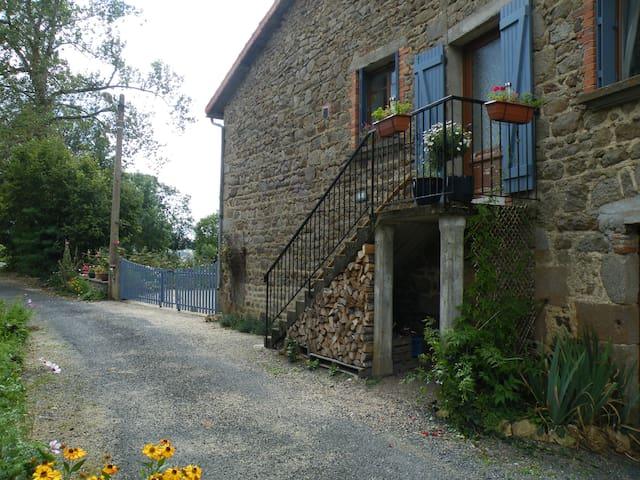 Ferme du Tilleul - Puy-de-Dôme - Appartamento