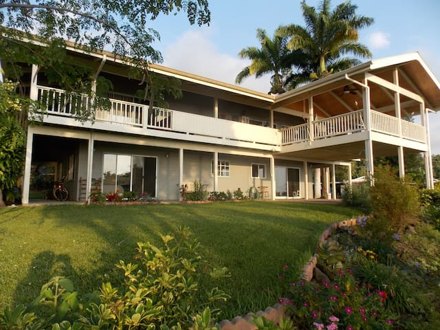 Rural Area Yet Only 5 Miles To Town! - Holualoa