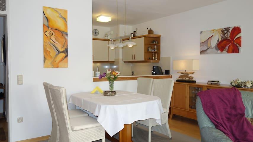 Cude apartment in Munich - Grünwald - Grünwald - Apartament