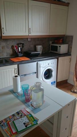 Small furnished flat in the center of Dublin - Dublin - Lägenhet