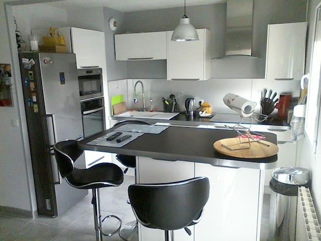 Appartement Résidence sécurisée - Roanne - Apartemen