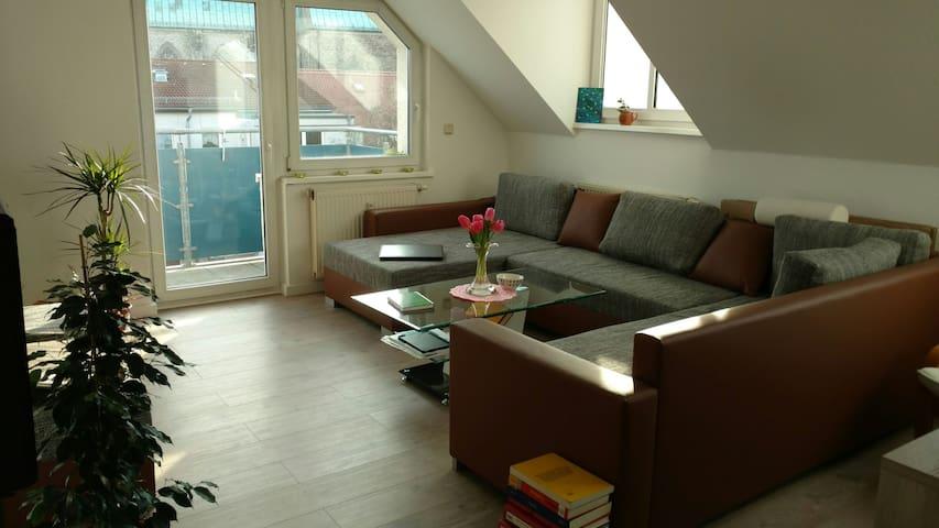 Only 5min to city center and uni - Magdeburgo - Apartamento