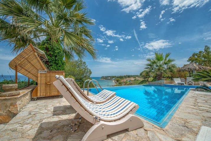 Luxury Sea View Single Cabin N6 - Zakinthos, Greece - Bed & Breakfast