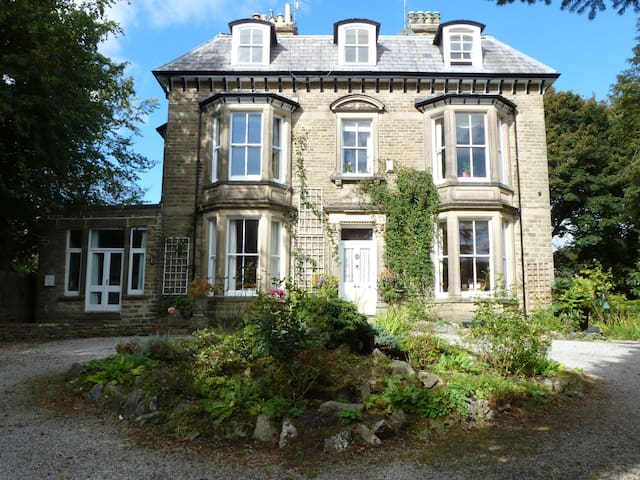 Elegant apartment in Grade II listed building - Buxton - Apartemen
