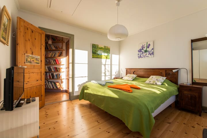 Eco-Village B&B 12min to city centre - Stockholm - Bed & Breakfast