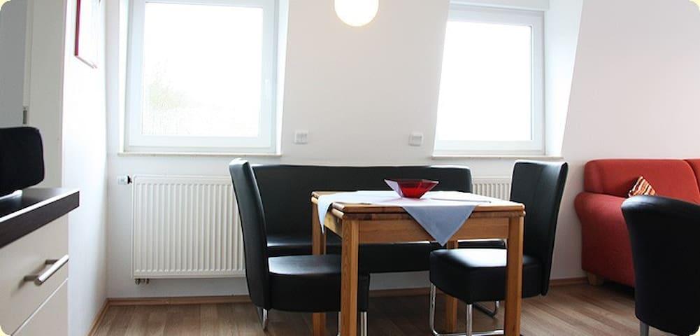 Zentrales Appartment am Ammersee - Herrsching - Huoneisto