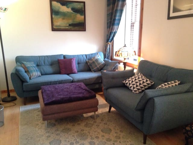 Cromdale View, Grantown in Highlands, Private Flat - Grantown-on-Spey - Appartement