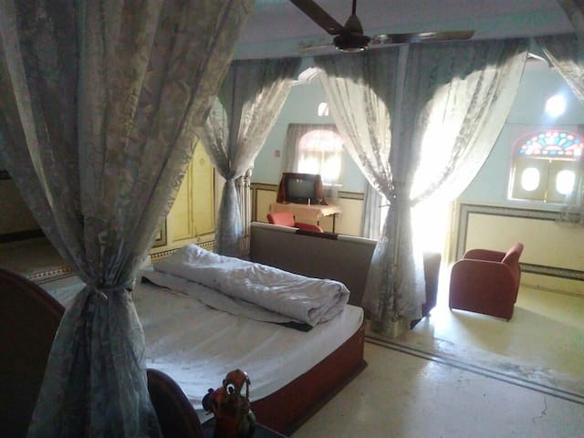 Heritage Stay with Experience of Rural Life - Samod - Casa