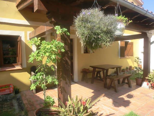 Cerezal 1, casa en plena naturaleza - Льянеса - Дом