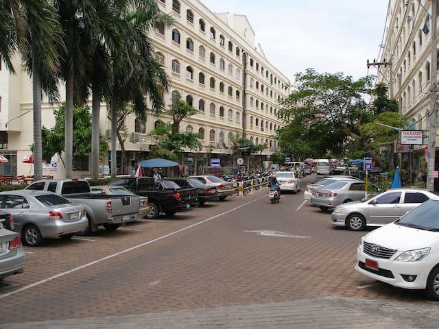 Low cost room in Central Pattaya - Pattaya - Lägenhet