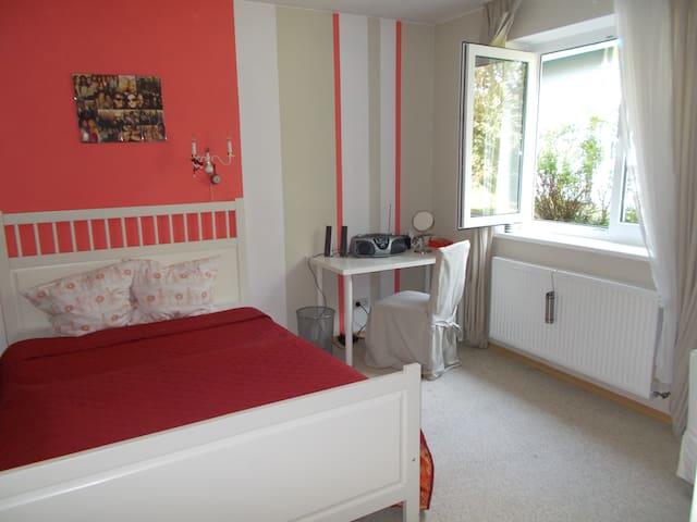 Freundliche, gemütl. Wohnung, 68 qm - Bad Sobernheim - Maison