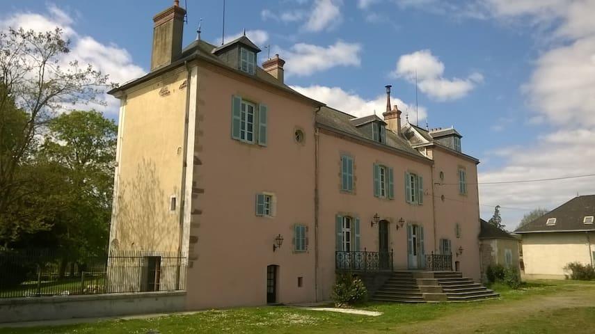 La Tour du Roy - Villeneuve-sur-Allier